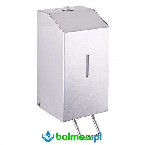 Dozownik mydła w płynie i środków dezynfekcyjnych 650ml FANECO LAB
