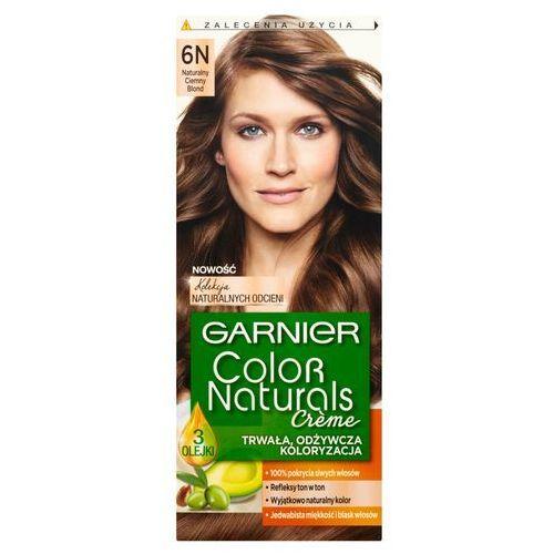 Garnier Color Naturals Krem koloryzujšcy nr 6N Naturalny Ciemny Blond 1op (3600541915718)