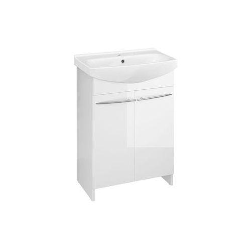 Zestaw szafka z umywalką 60.5 CERSANIT ARSENA (5907720692360)