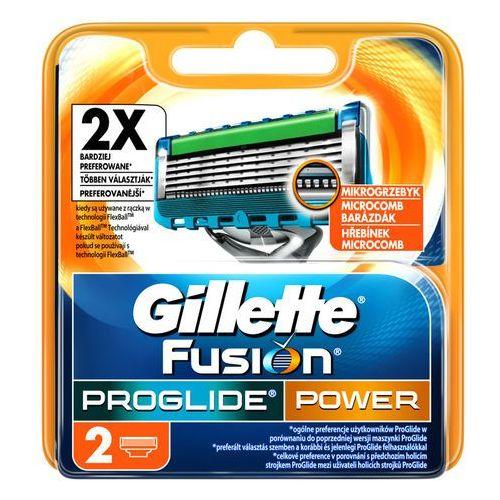 Gillette fusion proglide fusion proglide zapasowe ostrza 2 szt.