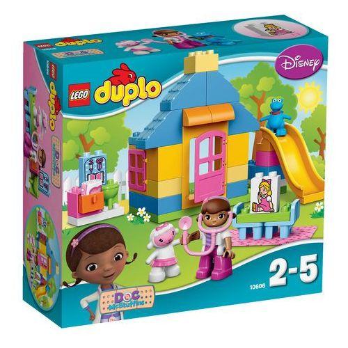 Lego DUPLO Klinika 10606. Najniższe ceny, najlepsze promocje w sklepach, opinie.