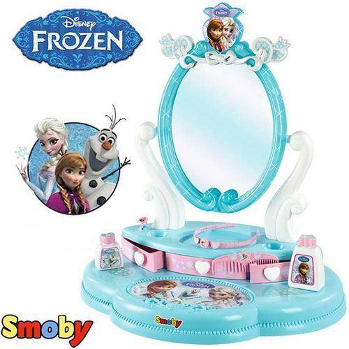 Zabawka SMOBY Frozen Toaletka 2 w 1 + DARMOWY TRANSPORT!