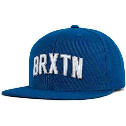 Czapka z daszkiem - hamilton blue (0800) marki Brixton
