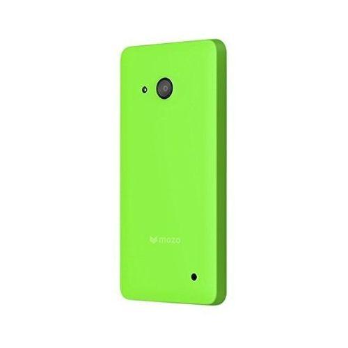 Obudowa Mozo Back Cover Zielona do Microsoft Lumia 550 - Zielony