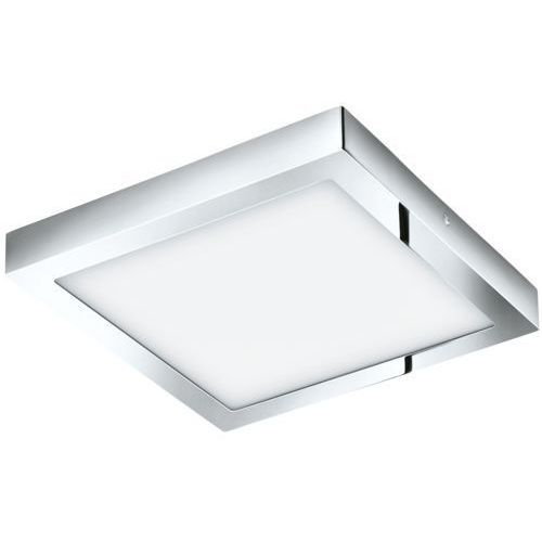 Plafon Eglo Fueva 1 96059 lampa sufitowa oprawa downlight oczko 1x22W LED biały / chrom kwadr. (9002759960599)