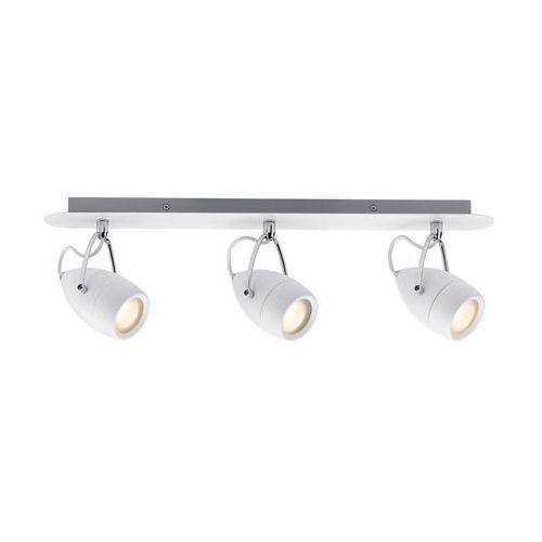 Paulmann Lampa punktowa 60341 gu10, (sxwxg) 57 x 16.5 x 65 cm, chrom, biały