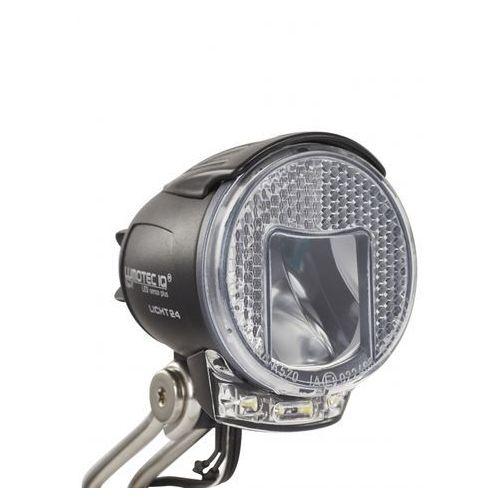 Busch + müller lumotec iq cyo t senso plus dynamo rowerowe czarn lampy na dynamo (4006021007581)