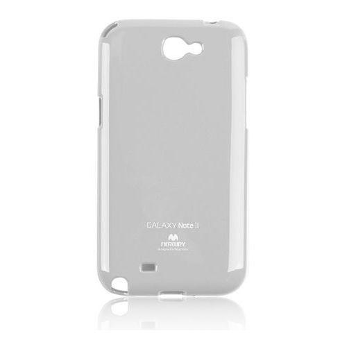 Etui Mercury JellyCase do Samsung Note 8 białe