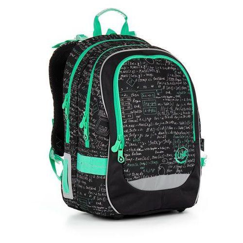 Plecak szkolny Topgal CHI 866 A - Black, kolor czarny