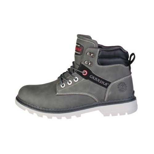Buty do kostki botki męskie - nebraska_cam721025-89 marki Carrera jeans