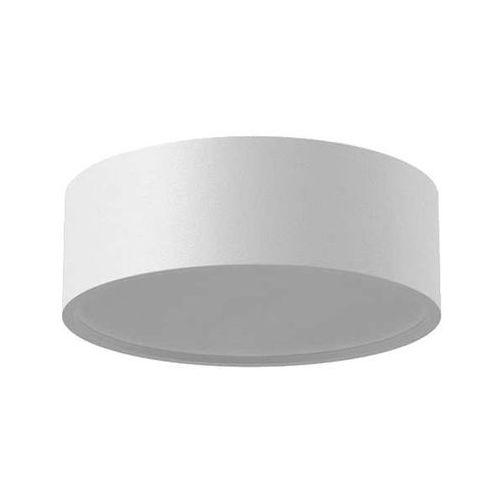 Plafon LAMPA sufitowa ABA 1267PA5AW20+kolor 3000K Cleoni metalowa OPRAWA natynkowa LED 23W okrągła, kolor Biały