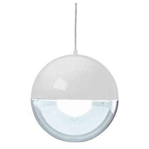 Orion - lampa wisząca przezroczysty/biały marki Koziol