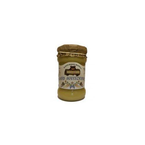 Miód mniszkowy 375 g kaszubskie miody marki Kosecki