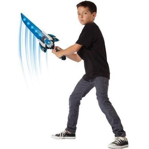 Mattel Interaktywny miecz Max Steel 67cm! +Figurka
