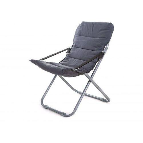 Happy Green fotel składany Varadero, antracyt (8591022406250)