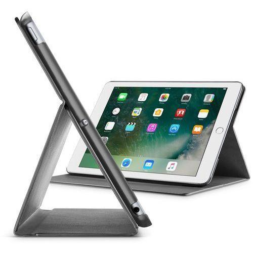 """Cellularline etui ze stojakiem folio apple ipad 9,7"""" (2018), czarne folioipad1897k (8018080327049)"""