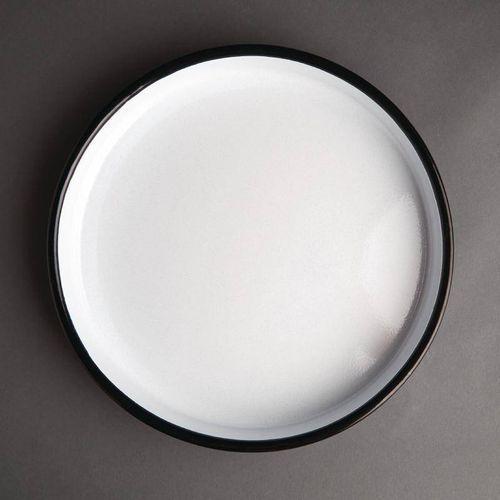 Olympia Emaliowana taca do serwowania | 32(Ø)x(h)4,5cm