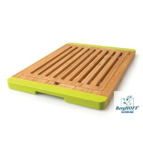 deska do krojenia peczywa bambusowa 38x37x2cm marki Berghoff