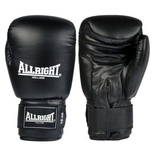 Rękawice bokserskie Allright czarne izimarket.pl
