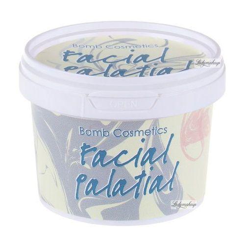 Bomb Cosmetics Facial Palatial - delikatny scrub do twarzy 110ml (5037028236024)