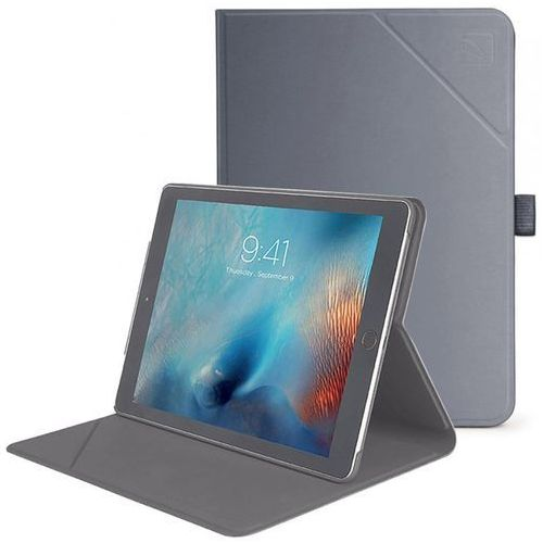 "TUCANO Minerale - Etui iPad Pro 10.5"" (2017) w/Magnet & Stand up (Space Grey), kolor szary"