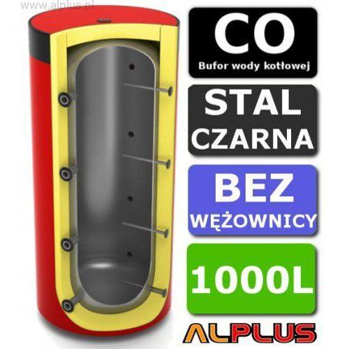Bufor 1000l bez wężownicy do co - zbiornik buforowy zasobnik akumulacyjny 1000 litrów - wysyłka gratis marki Lemet