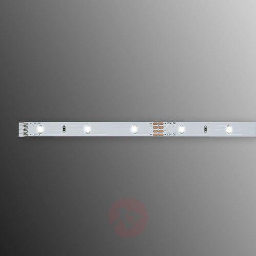 Taśma LED ze złączem męskim 12 V 100 cm biały neutralny Paulmann YourLED Eco 70458, kolor biały