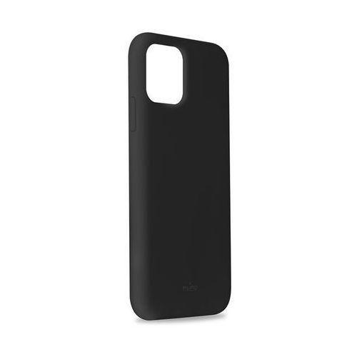 Puro icon cover etui obudowa do iphone 11 pro (czarny) (8033830280665)
