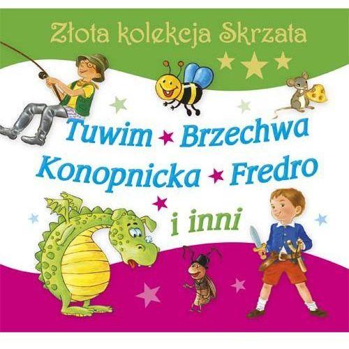 Złota kolekcja Skrzata Tuwim, Brzechwa, Konopnicka, Fredro i inni