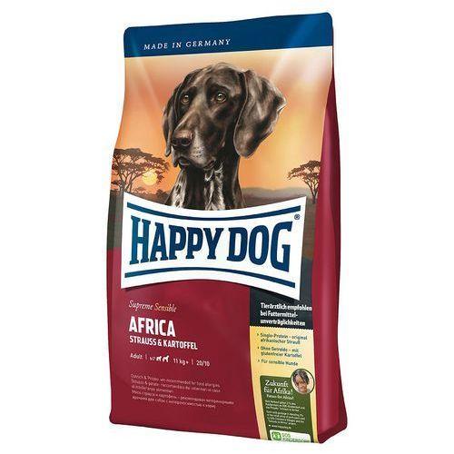 supreme - sensible nutrition africa 1kg marki Happy dog