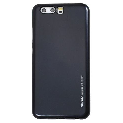STYLOWE Etui Huawei P10 czarny Mercury I-Jelly TPU, kolor czarny