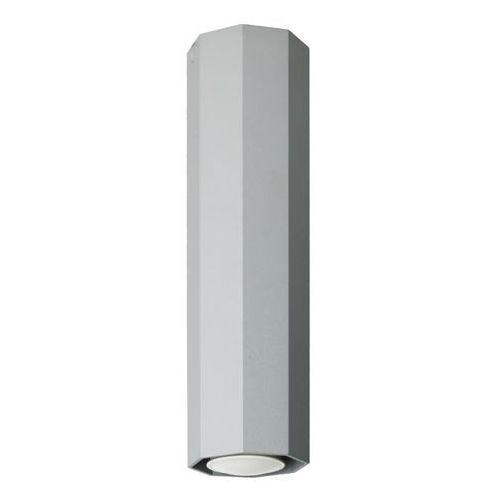 Lampex Lampa sufitowa okta 30 popiel - popiel