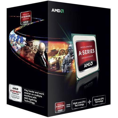 Procesor AMD APU A6-5400K (1M Cache, 3.60 GHz)