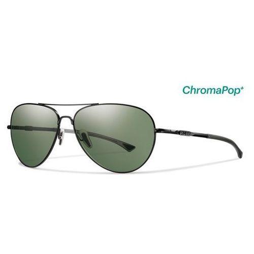 SMITH - Audible Matte Black Polar Grey Green (003-60PZ) rozmiar: OS