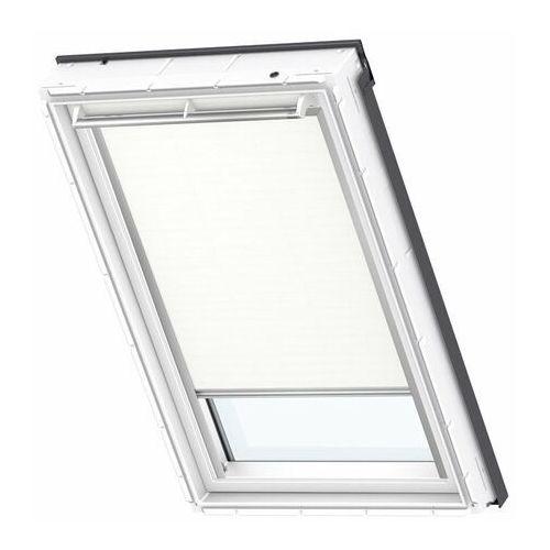 Roleta na okno dachowe VELUX elektryczna Standard DML FK08 66x140 zaciemniająca (5702328266049)