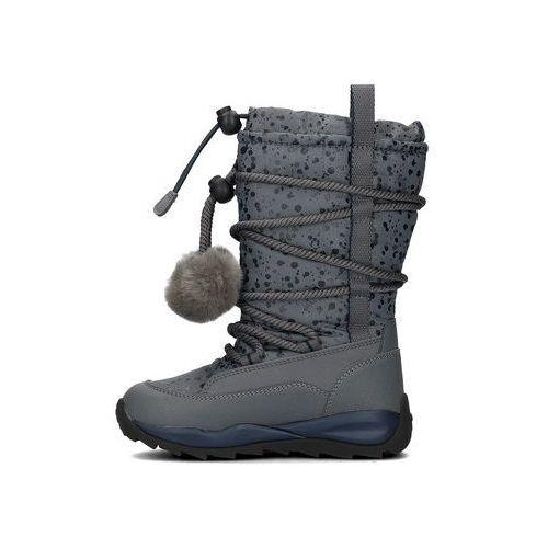 Śniegowce Geox Junior Orizont - Śniegowce Dziecięce - J642BA 0MN50 C1006 - sprawdź w wybranym sklepie