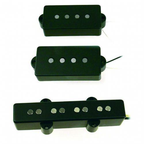 Nordstrand Pickup Set NP4V + NJ4SV Bridge Position, 4 Strings zestaw przetworników do gitary