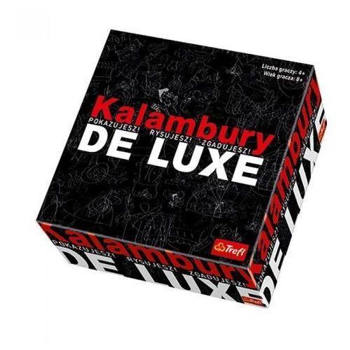 Trefl Gra kalambury de luxe 01016