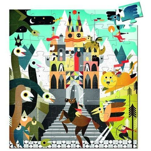 Puzzle 54 Fantastyczny zamek (3070900072534)
