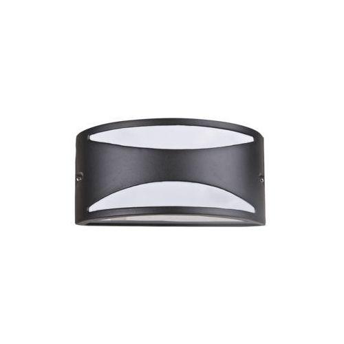 Kinkiet lampa oprawa ścienna zewnętrzna manhattan 1x60w e27 ip54 czarny 8359 marki Rabalux