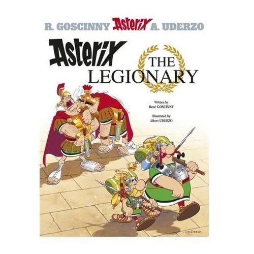 Asterix & the Legionary (b.#10) (2004)