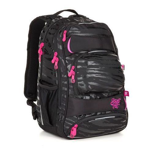 Plecak młodzieżowy yumi 18038 g marki Topgal