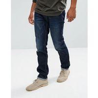 distressed slim fit jeans - blue marki Bellfield