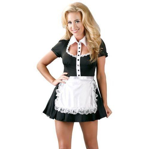 Sukienka Strój Seksowna Kelnerka M 269464