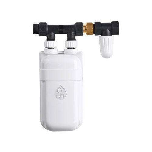 Elektryczny momentalny przepływowy ogrzewacz wody dafi - wersja z przyłączem - 5,5 kw 230 v marki Formaster