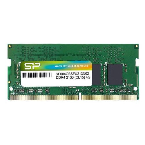 Pamięć DDR4 Silicon Power SODIMM 4GB 2133MHz CL15 1.2V (4712702642568)