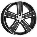 Felga DEZENT TH dark 7,5x17 5x114,3 ET38 71,6