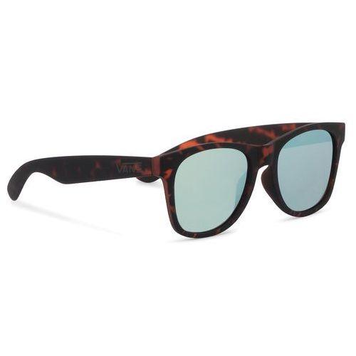 Okulary przeciwsłoneczne VANS - Spicoli Flat Shad VN0A36VI1RE1 Tortoise Shell, kolor czarny