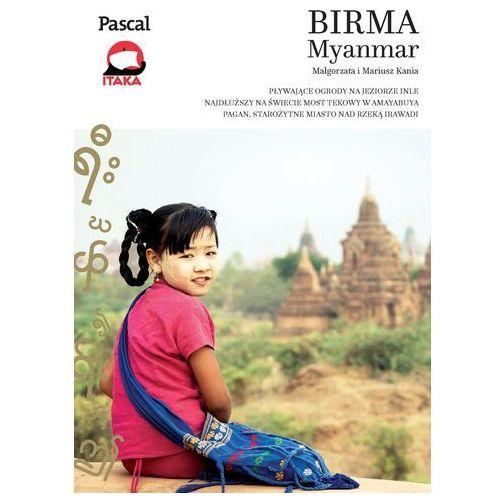 Birma, oprawa miękka