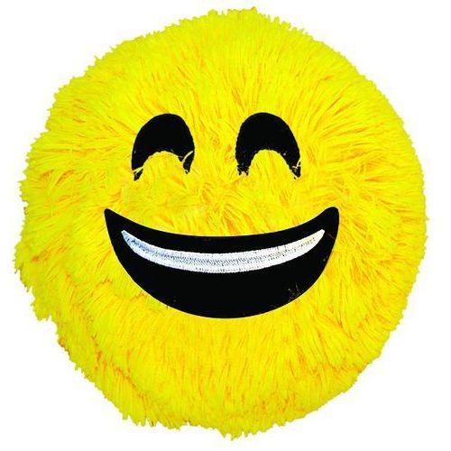 D.rect Piłka fuzzy ball s'cool smile żółta